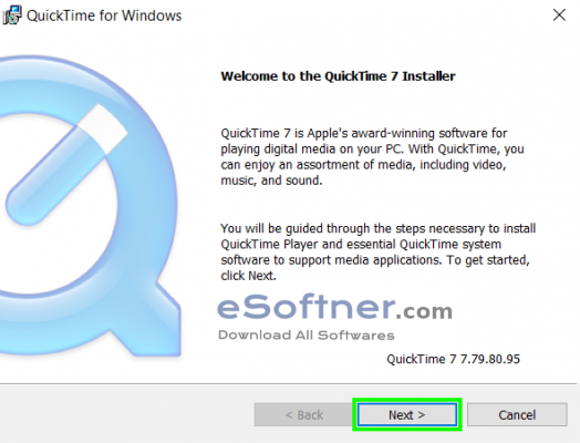 QuickTime Player Free Download