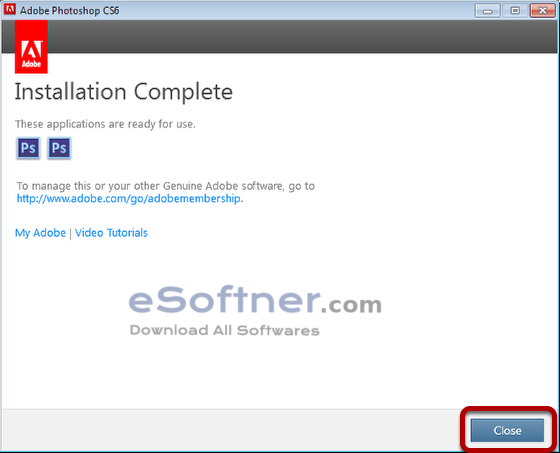 adobe photoshop cs6 serial number install