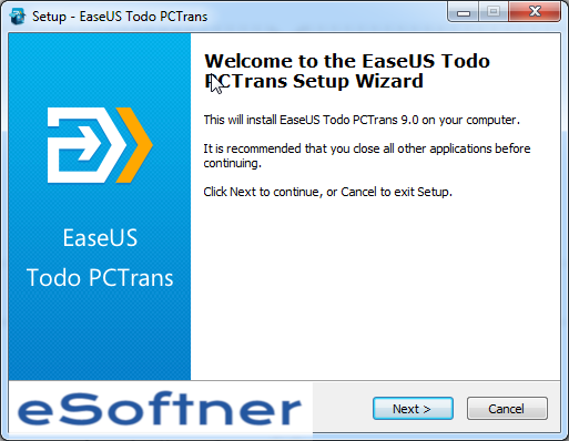 EaseUS Todo PCTrans Free Download