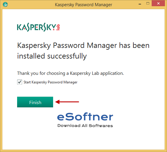 How to INstallKaspersky Password Manager