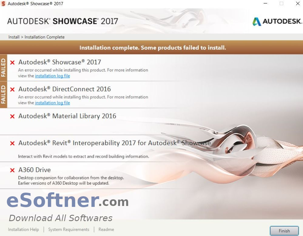 AutoDesk Showcase - Download [4 7 GB]