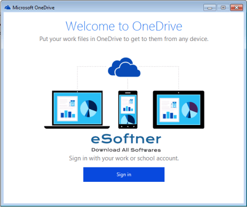 OneDrive Sign In