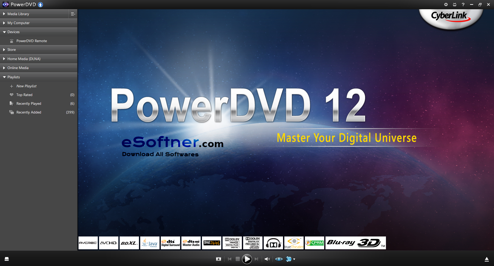 Download CyberLink PowerDVD Free