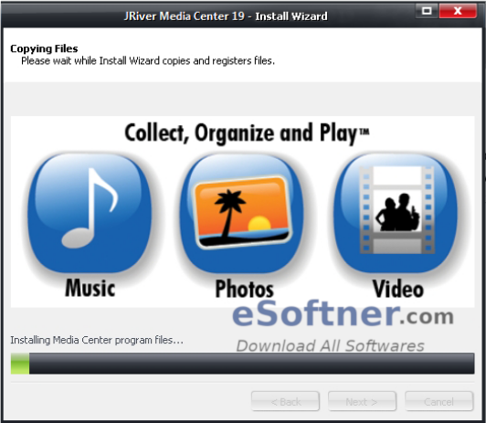 Download JRiver Media Center Free