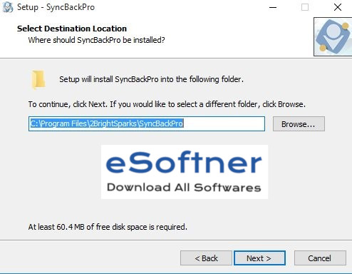 Download SyncBackPro for Windows