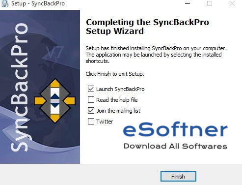 How to Install Sync Back Pro