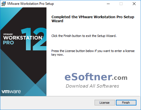 VMWare Workstation Pro Download Free