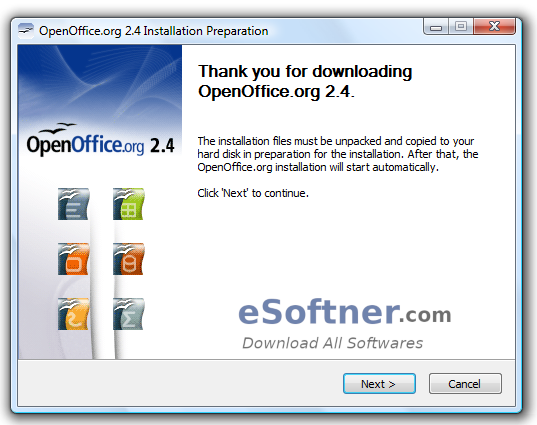 OpenOffice Office Suite