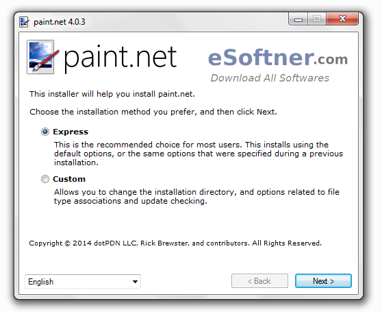 How to Install Paint.net