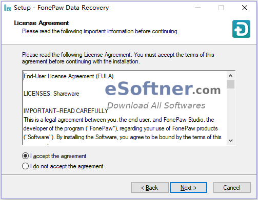 How to Install FonePaw Data Recovery
