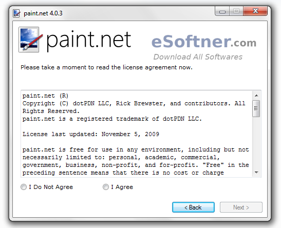 Paint.net Free Download