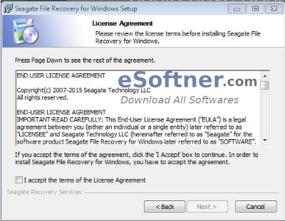 How to Install Seagate File Recovery