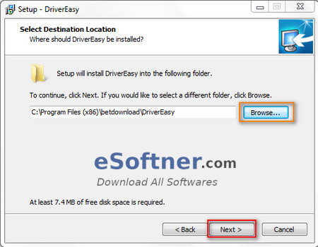 Download Driver Easy to update drivers