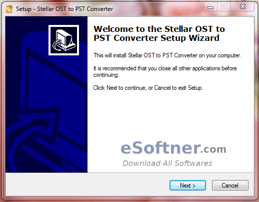 Stellar Converter for OST Free download