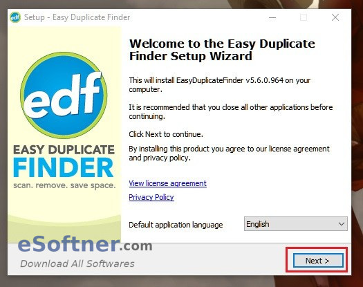 How to Install Easy Duplicate Finder