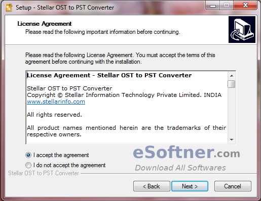 Download Stellar Converter for OST for windows