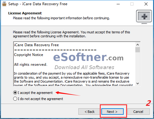 How to Install iCare Data Recovery