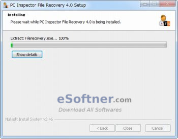 Download PC INSPECTOR File Recovery for Windows