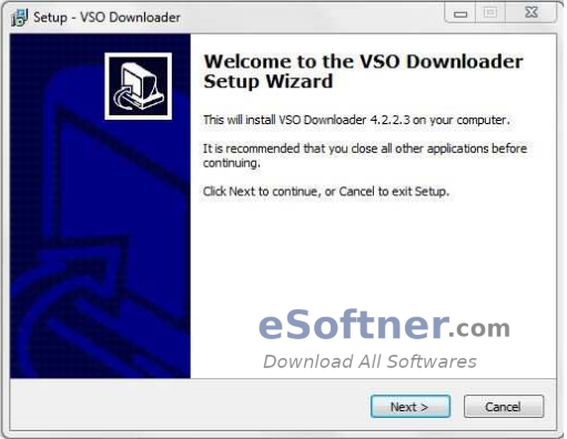 How to Install VSO Downloader