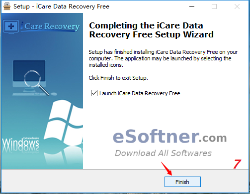 recover accidently lost data