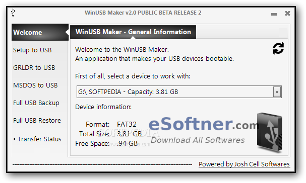 Download Winusb Maker Bootable
