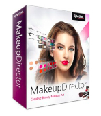 CyberLink MakeupDirector logo