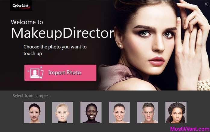 CyberLink MakeupDirector Free Download