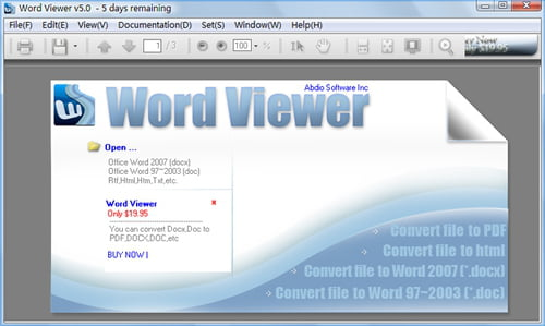 Download Word Viewer Free