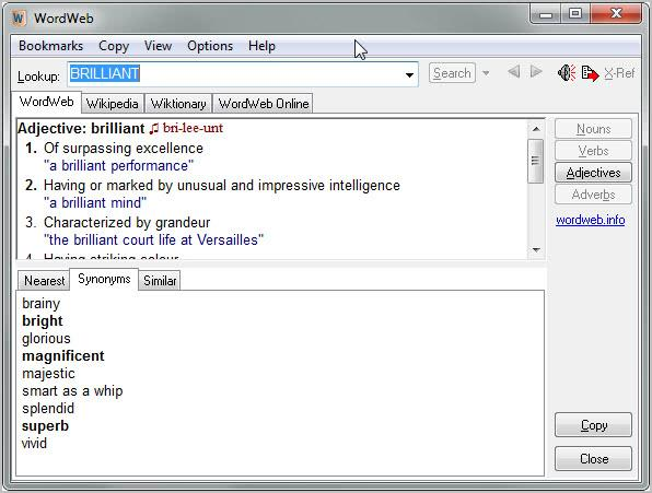 Word Web Pro Download