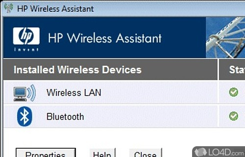 HP Wireless Assistant Free Download