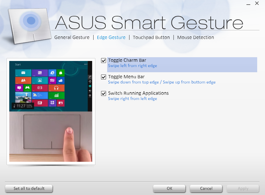 ASUS TouchPad Drivers