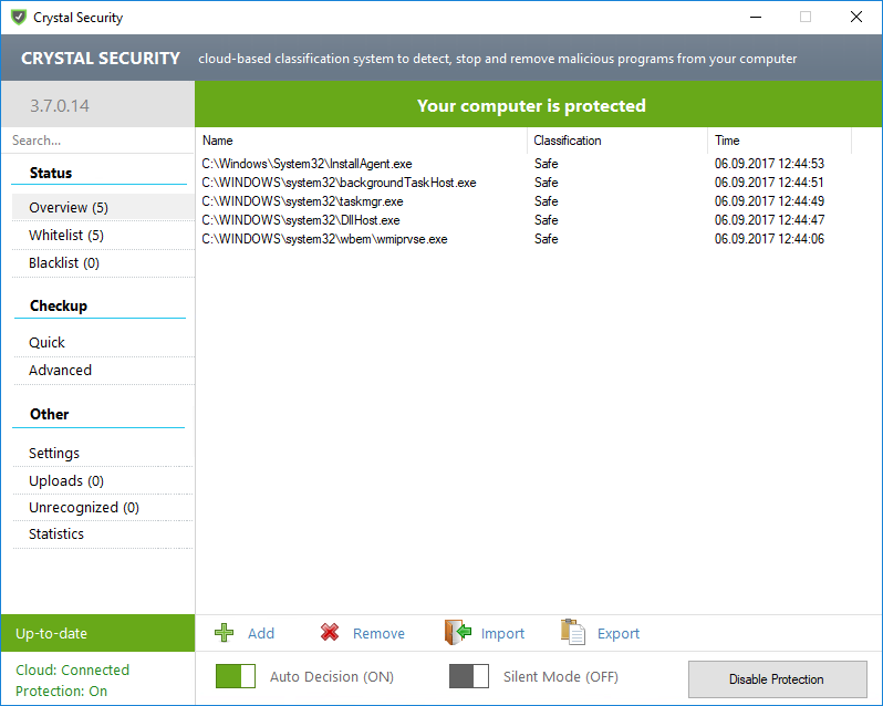 Crystal Security Free Download