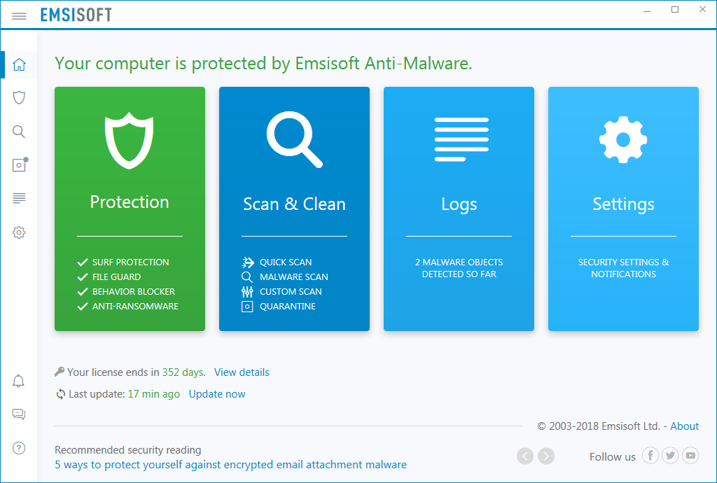 Emsisoft Anti-Malware Download