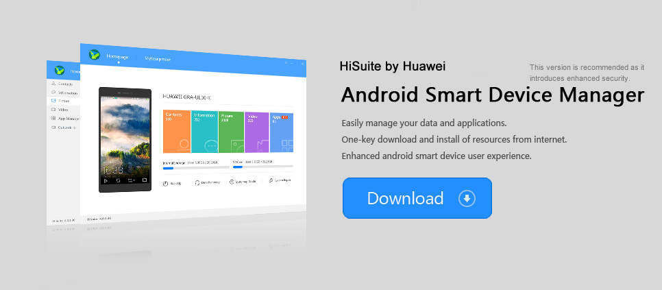 HiSuite Download