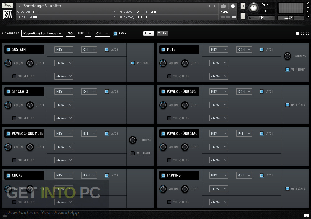 Shreddage 3 Jupiter Kontakt Download