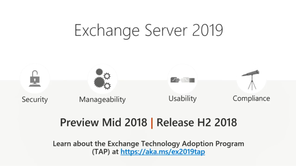 Microsoft Exchange Server 2019 - Download [4 8 GB]