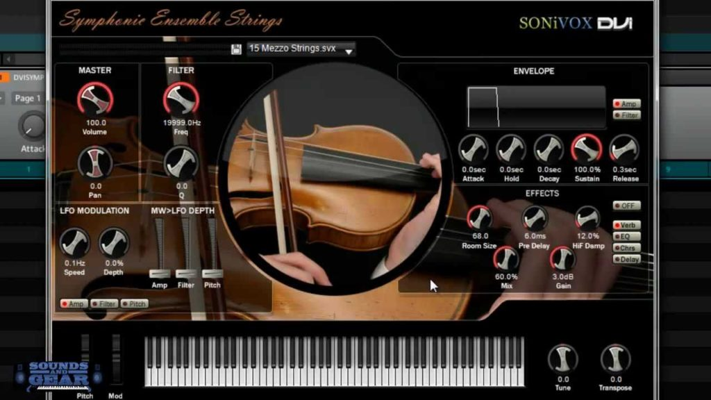 SONiVOX Orchestral Companion Strings Download