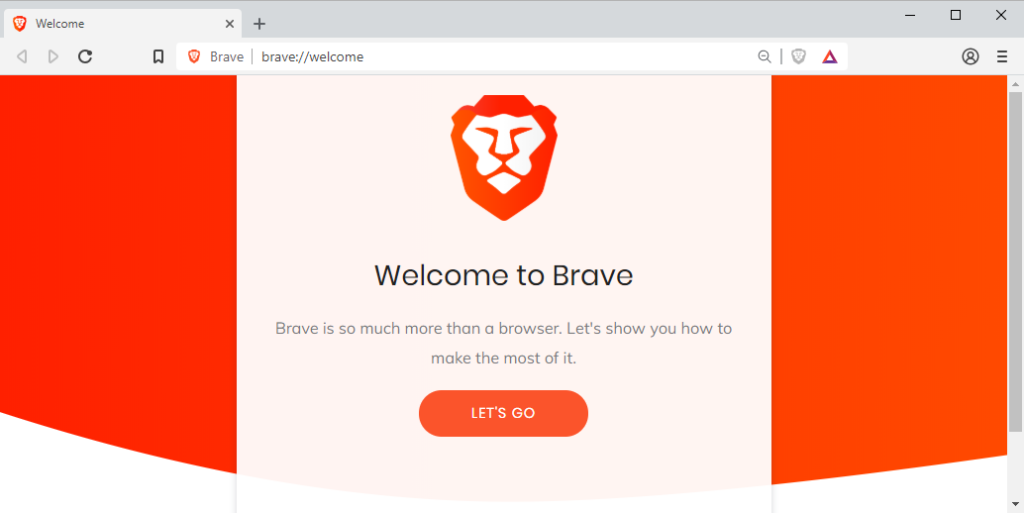 Brave Private Browser