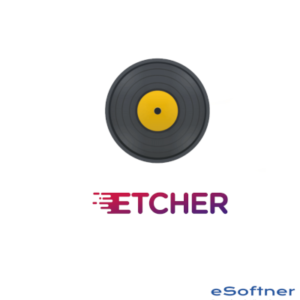 balena Etcher download logo