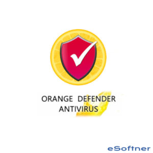 Orange Defender Logo