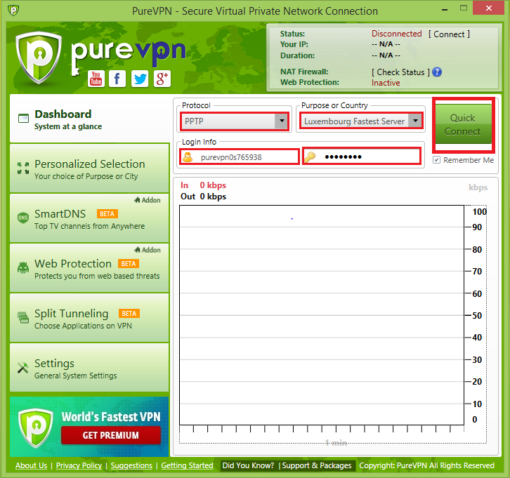 PureVPN Free Download