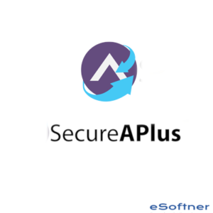 SecureAPlus Antivirus Logo