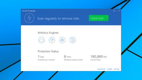 Tencent PC Manager Antivirus Download