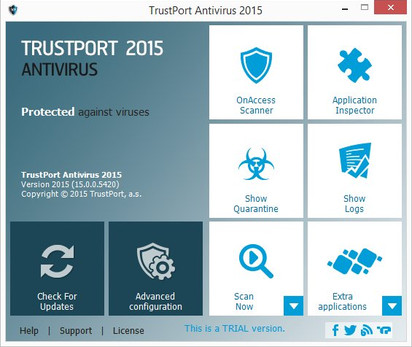 Trustport Antivirus Free Download