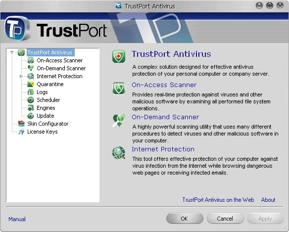 Trustport Antivirus Download