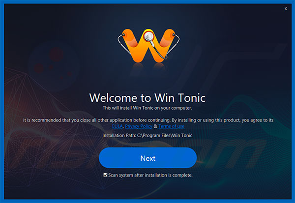 Win Tonic Download