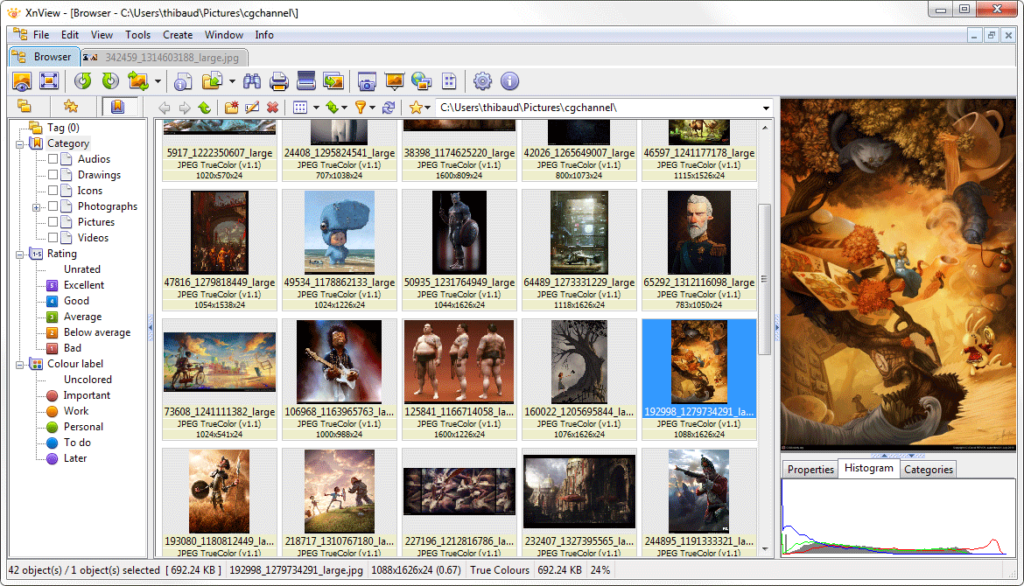 XnView Photo Editor Download