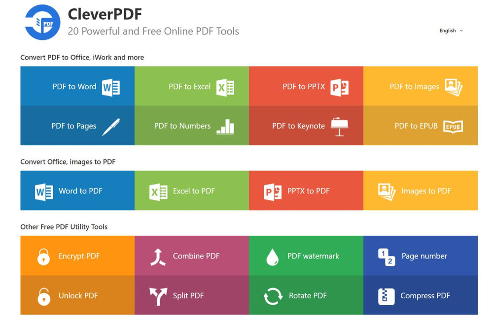 CleverPDF Free Download
