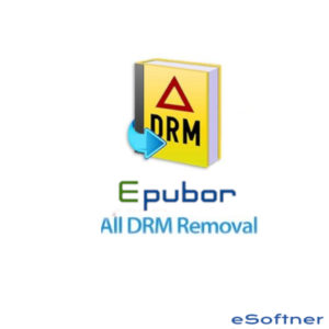 Epubor All DRM Removal Logo