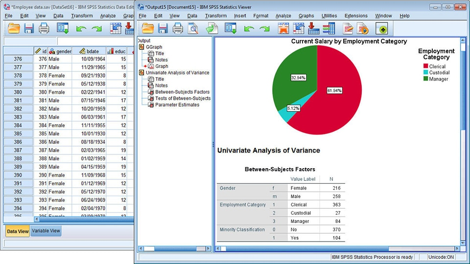 SPSS Statistics Download